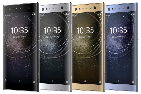 Смартфоны Sony Xperia XA2 XA2 Ultra и L2 не будут кардинально отличаться от предшественников
