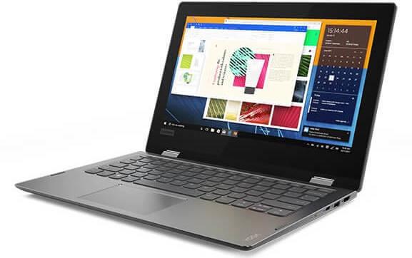 Вглобальной сети появилась информация обюджетном ноутбуке-трансформере Lenovo Yoga 330-11