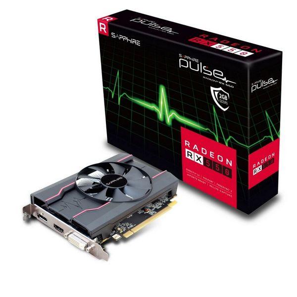 Sapphire представила линейку видеокарт Pulse RadeonRX 560 Lite сурезанными GPU
