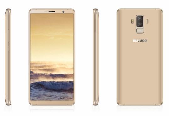 Смартфон Bluboo S3, який копіює Samsung Galaxy S9 +, отримав акумулятор ємністю 8300 мА • год