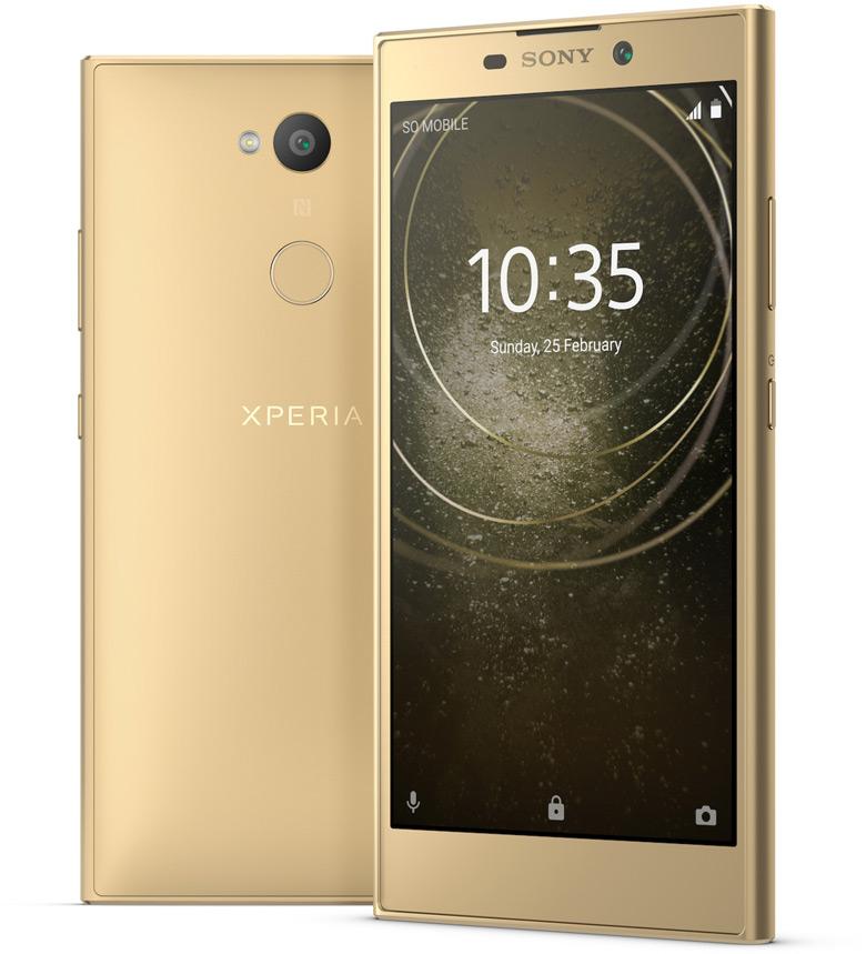 Основой смартфонов Sony Xperia XA2 и XA2 Ultra служит однокристальная система Snapdragon 630