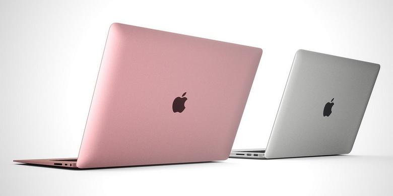 LG будет поставлять панели для новых ноутбуков MacBook Air