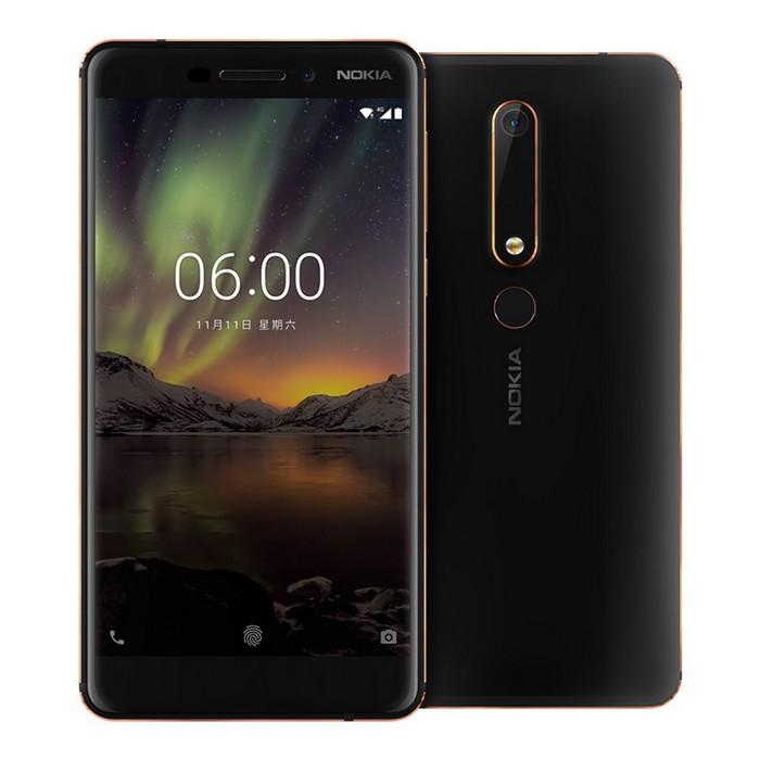 Cмартфон Nokia 6 (2018)