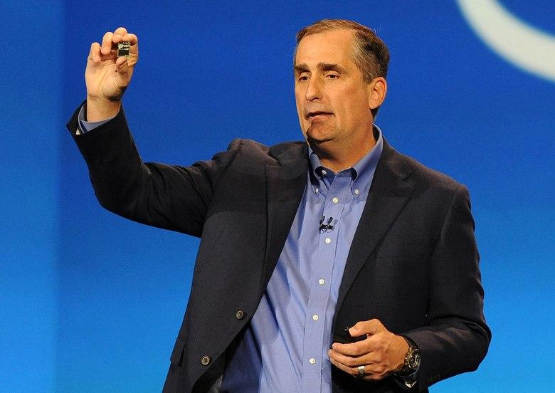 Руководитель  Intel знал онеисправности процессоров допродажи акций компании