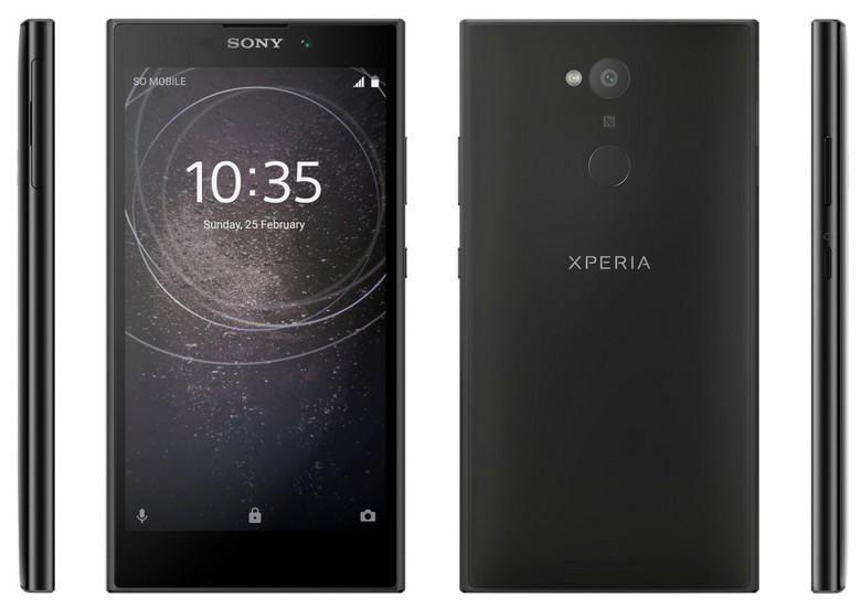 Смартфоны Sony Xperia XA2, XA2 Ultra и L2 не будут кардинально отличаться от предшественников