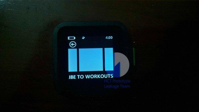 Появились фотографии прототипа отмененных умных часов Microsoft