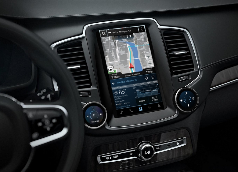 Garmin представила Next Gen Automotive OEM Infotainment