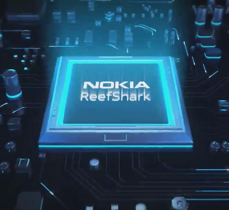 чипсеты ReefShark для базовых станций сотовых сетей