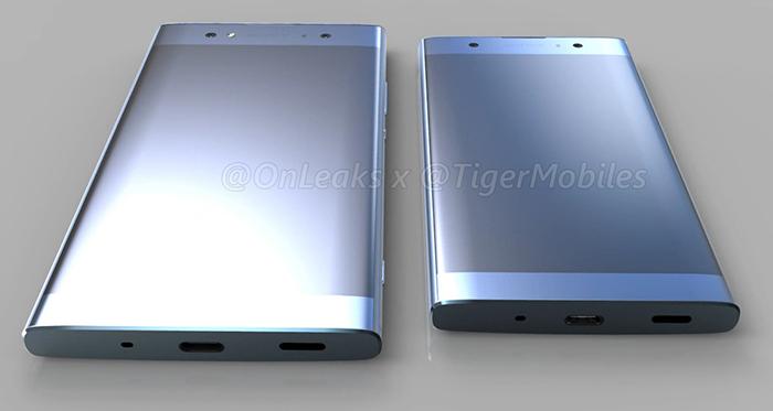 Сони представила новые мобильные телефоны Xperia XA2, XA2 Ultra иL2