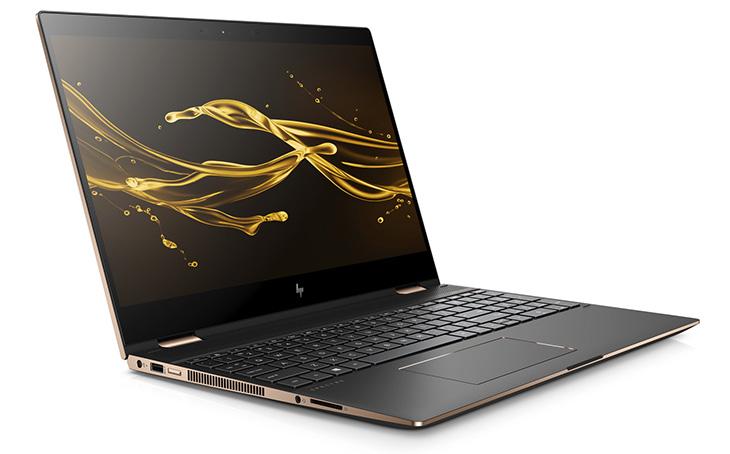HP Spectre x360 15 (2018)