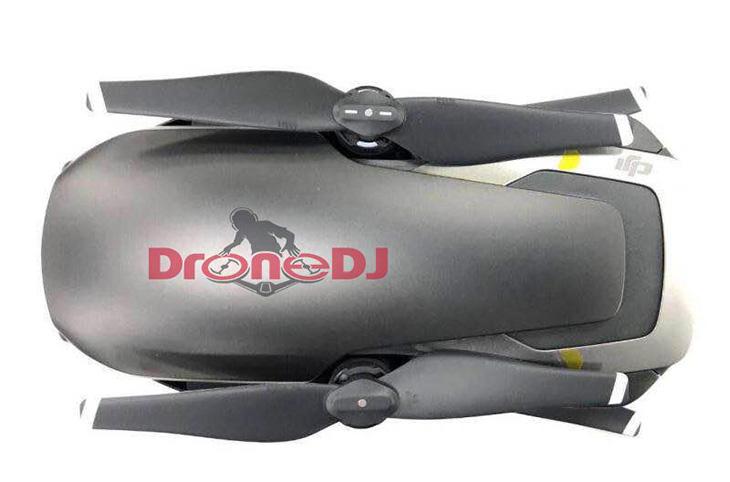 DJI представила 400-граммовый дрон Mavic Air свозможностями Phantom 4