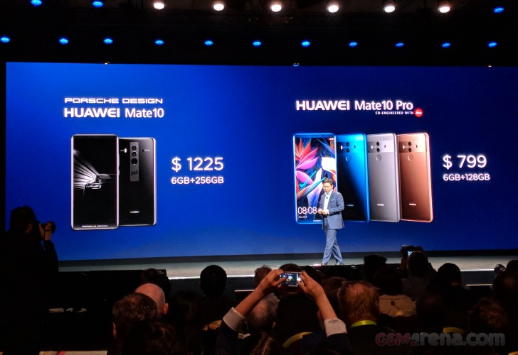 Правительство США не захотело, чтобы AT&T продавала смартфоны Huawei