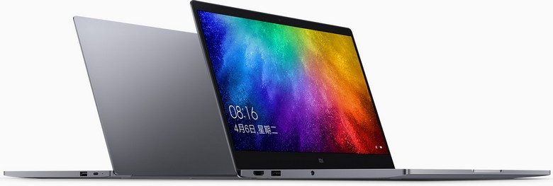 Ноутбук Xiaomi Mi Notebook Air получил CPU Intel Kaby Lake Refresh