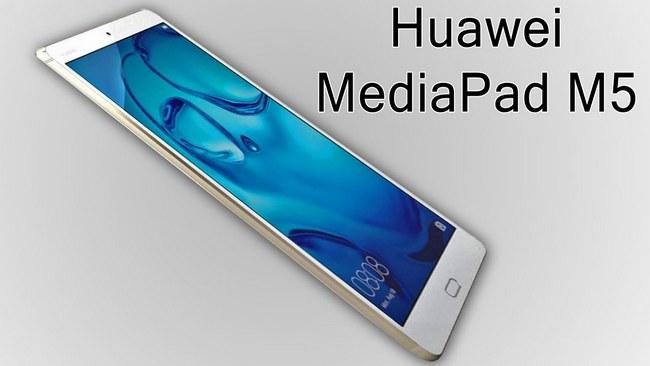 Планшет Huawei MediaPad M5 оборудовали аккумулятором емкостью 4980 мАч