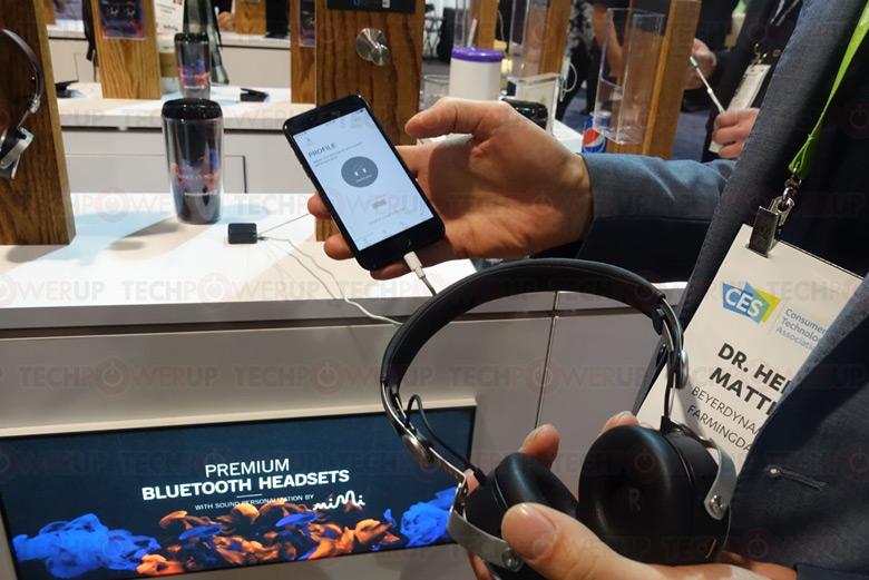 Все новые наушники Beyerdynamic совместимы с фирменным мобильным приложением MIY