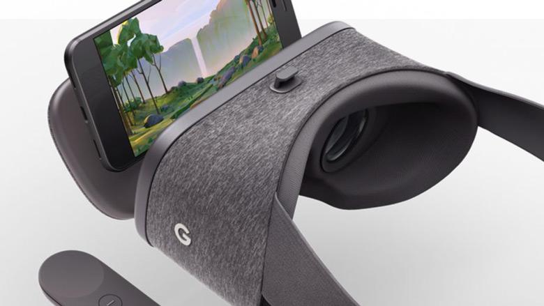 Этот дисплей предназначен для гарнитур виртуальной реальности