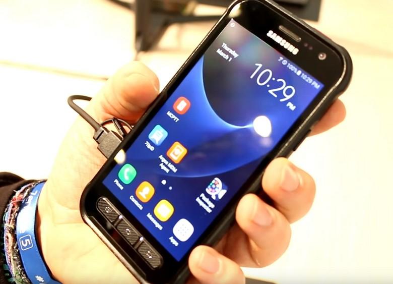 Samsung создала для сотрудников экстренных служб защищённый смартфон