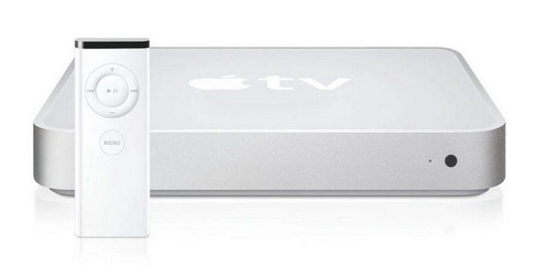 Apple TV первого поколения вскоре можно будет выкинуть