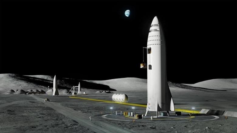 У SpaceX уже почти готова сверхтяжёлая ракета?