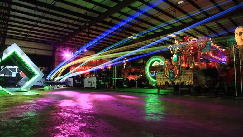 Автопроизводитель предоставил разработчикам из DRL свою аэродинамическую трубу