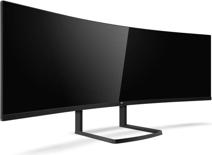 Монитор Philips Brilliance 492P8 теперь доступен с панелью QHD