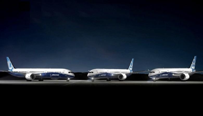 Сотрудничество Boeing и Samsung началось в 2012 году