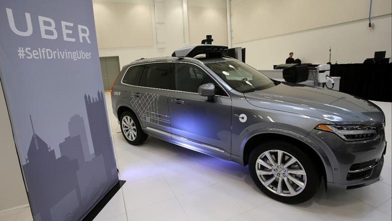 Это первое происшествие с участием самоуправляемого автомобиля, унесшее человеческую жизнь