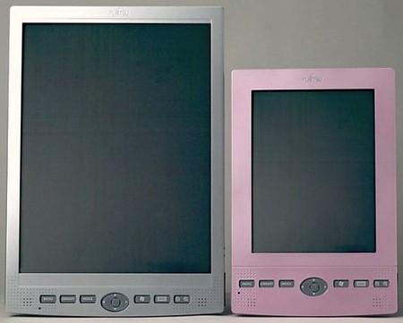 16.7.2008. Fujitsu FLEPia - цветная электронная книга размера А4 поступит в продажу очень скоро.