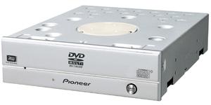 Pioneer DVR-112(BK/SV) Drivers PC
