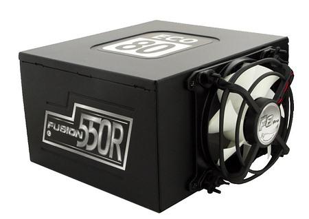 Fusion 550R — первый блок питания компании ARCTIC COOLING