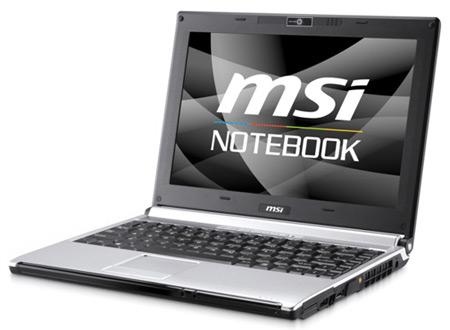 Ноутбук MSI VR220 приобретает