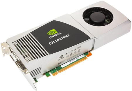 3d ускоритель nvidia quadro fx 4800 gpu нового
