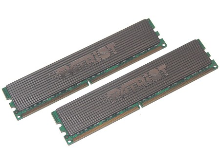 2 канальная память модули: