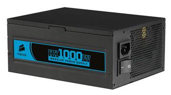 Компания Corsair представила блок питания HX1000W (CMPSU-1000HX) - первый 1000-Вт БП, сертифицированный на...