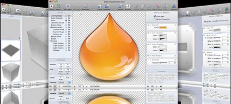 редактор векторной графики mac os