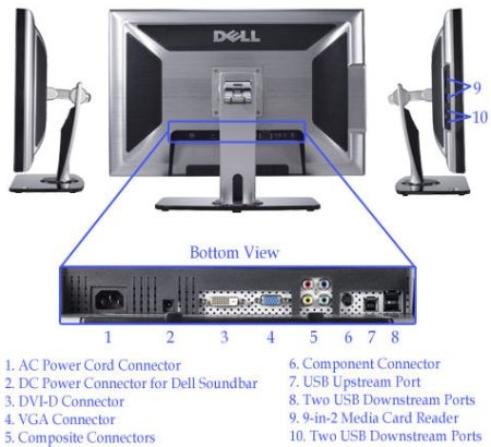 DELL 2707WFP CARD READER DRIVERS FOR WINDOWS