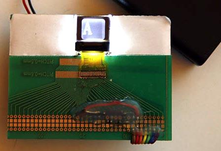 Прототип клавиши