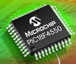 Два микроконтроллера Microchip Technology с поддержкой Full-Speed USB 2.0.