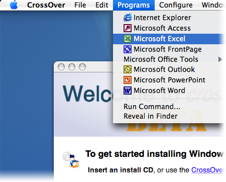 CodeWeavers выпустила CrossOver 7 Mac