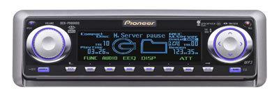 Pioneer DEH-P900HDD