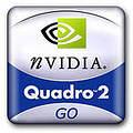 NVIDIA Quadro2 Go