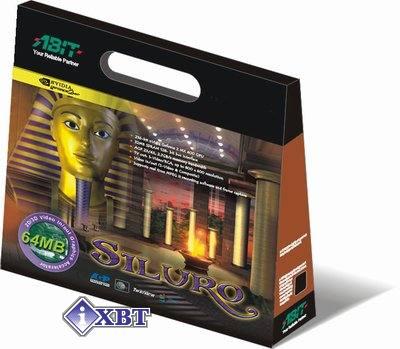 Siluro GF3  от ABIT: упаковка
