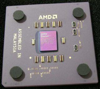 1,1 ГГц Duron