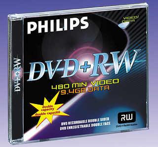 Philips 9,4 Гб DVD+RW