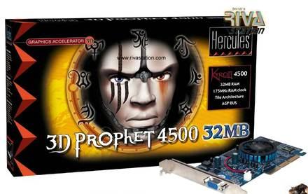 Kyro II 3D Prophet 4500 64 Мб