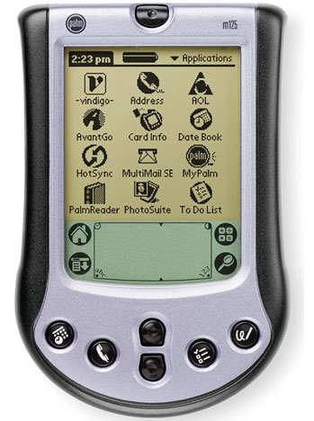Palm m125