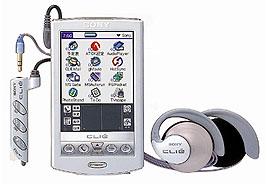 Sony CLIE PEG-N750C