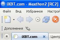 Панель инструментов Maxthon со значком ...: www.ixbt.com/soft/maxthon-plugins.shtml