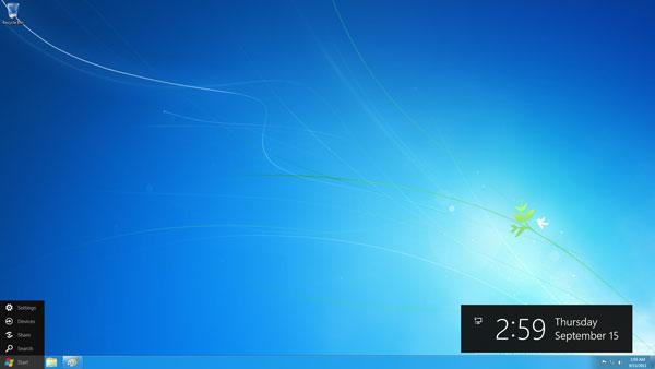 Режим Desktop
