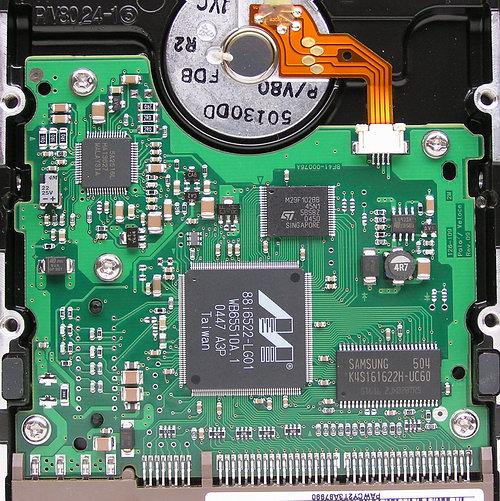 Платы контроллеров дисков